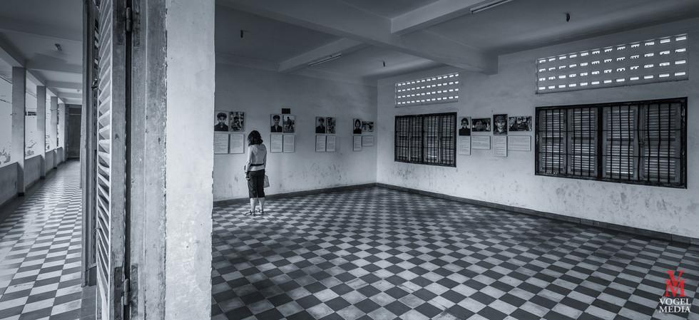Classrooms now museum halls...