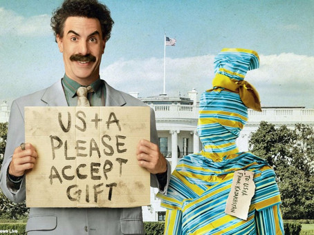 New Borat Film Goes for Encultured America's Jugular