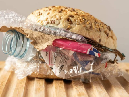 Tasty Tuesday: How to Stop Eating So Much Plastic