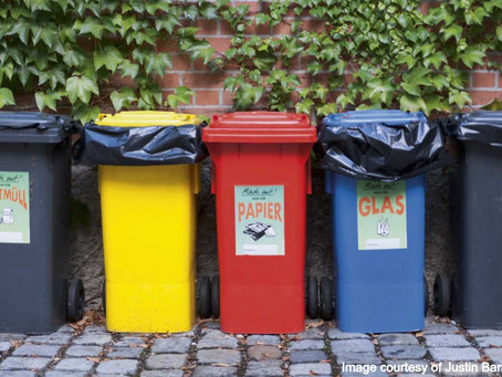 Germany is Crushing the Recycling Game