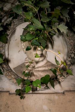 """""""Cimitero del Verano"""" cemetery, Rome, Italy"""