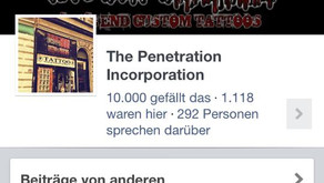 10 000 likes - thanks a lot