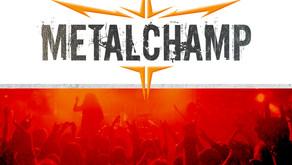 Metalchamp-Termine