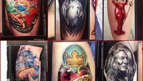 Tattoo Scout Juli-August 2014