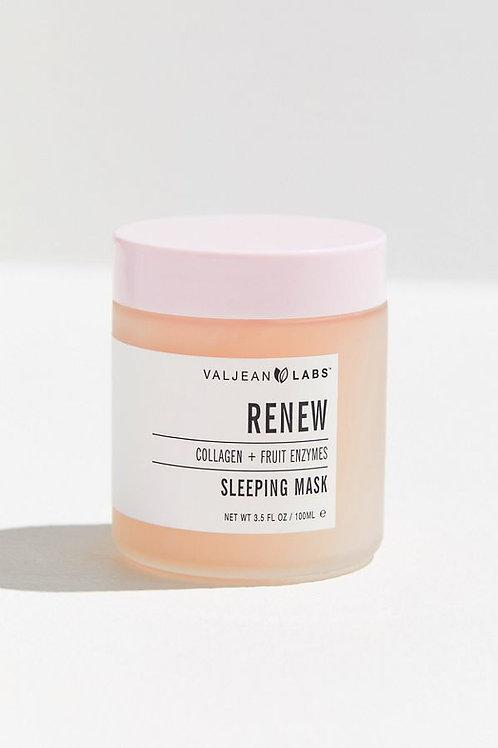 VALJEAN LABS RENEW Collagen + Fruit Enzymes Sleeping Mask
