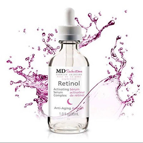 MD SELECTIONS Retinol Facial Serum