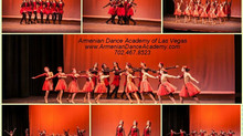 Our Semi Annual Dance Recital on 2015