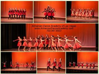 Our Semi Annual Dance Recital on 2015