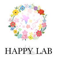 HAPPY LAB|ハッピーラボ |ロゴ|結婚式|ウェディングムービー制作会社