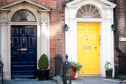 Dublin Doors Tourism Ireland Tony Pleavi