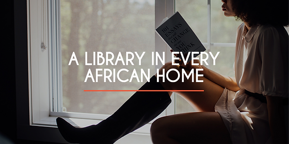 In ALL Homes, especially African Homes!