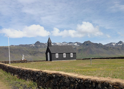 Snaefellsness Island