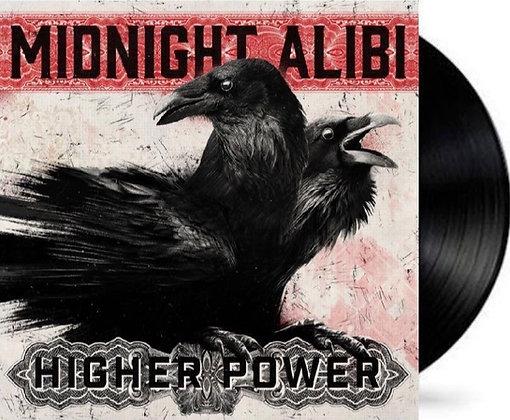 Vinyl LP Higher Power 9 tracks.