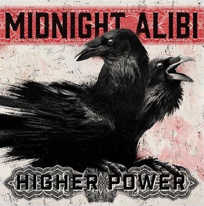 Pre Order - CD Higher Power 9 tracks