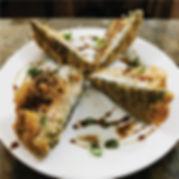 Temaki Salmão Empanado
