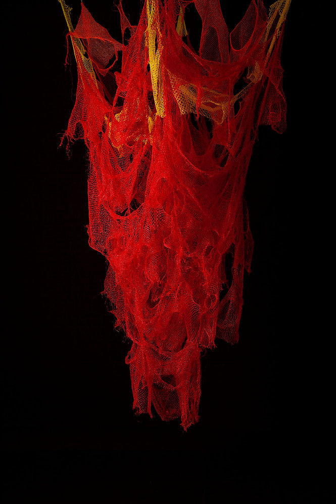 red net, red roja, plástico, devil, rembrndr, contenporáneo, arte contemporáneo, contemporaryart, fotografía, contemporary photography, art