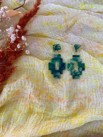 emerald aztec