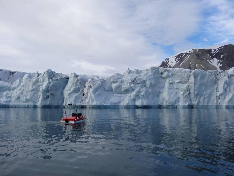 Podejście do lodu