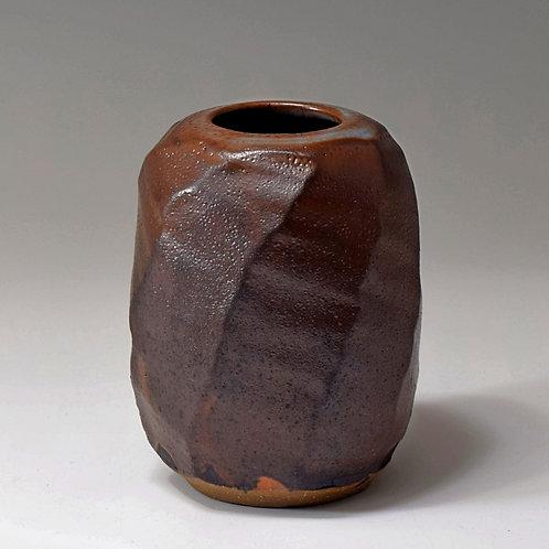 Faceted Bud Vase #1