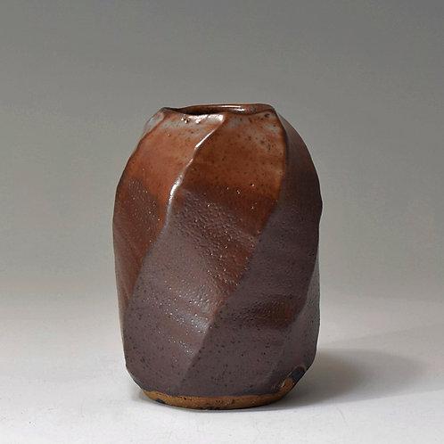 Faceted Bud Vase #2