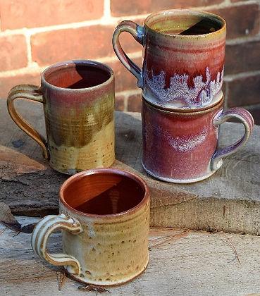 4 small mugs
