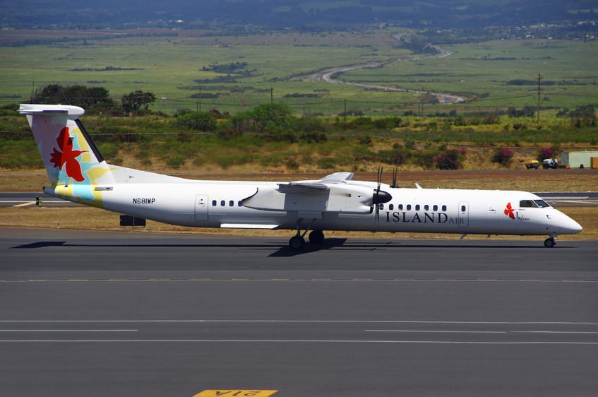 N681WP Island Air