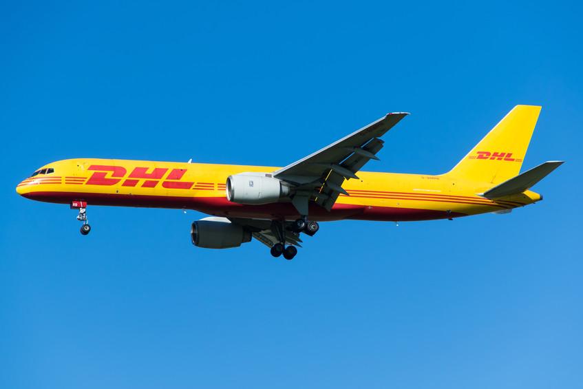 G-BMRB DHL Air B752F
