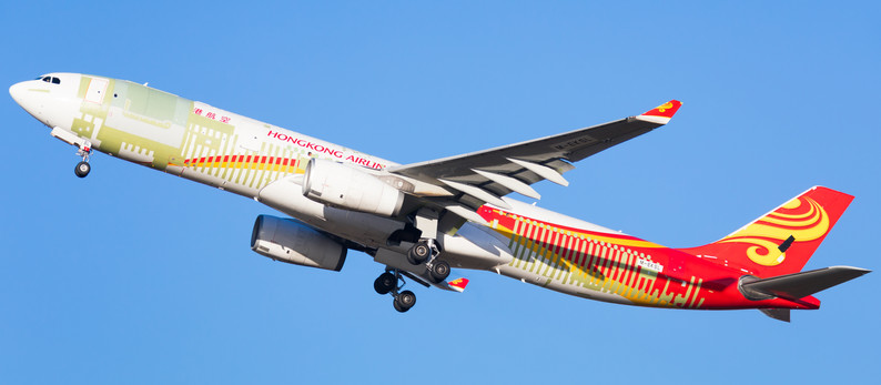 New DHL Airbus A330-300P2F departed Dresden