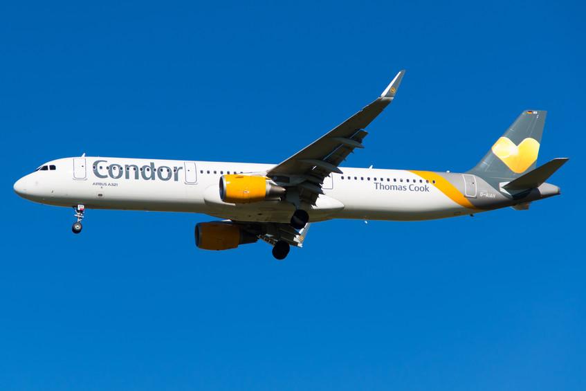 D-AIAH Condor A321