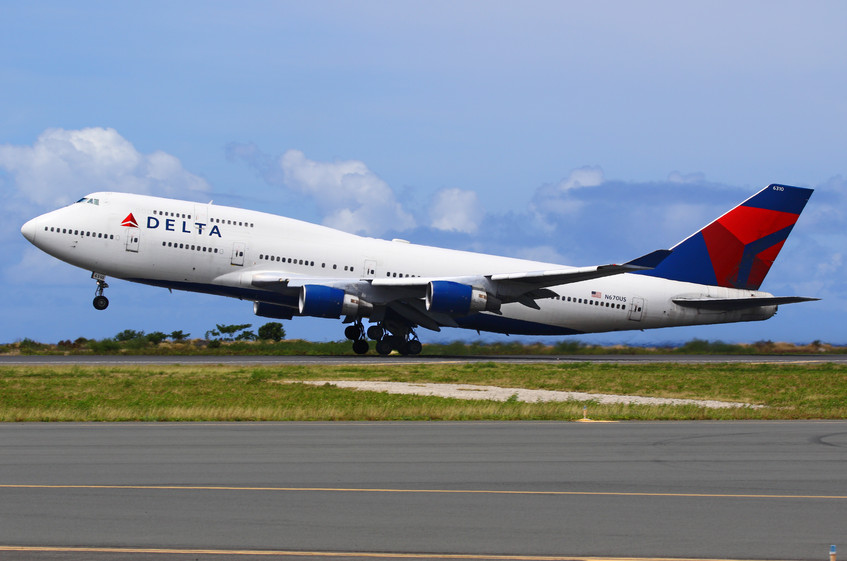 N670US Delta Airlines