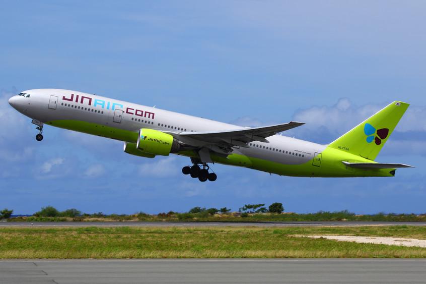 HL7734 Jin Air