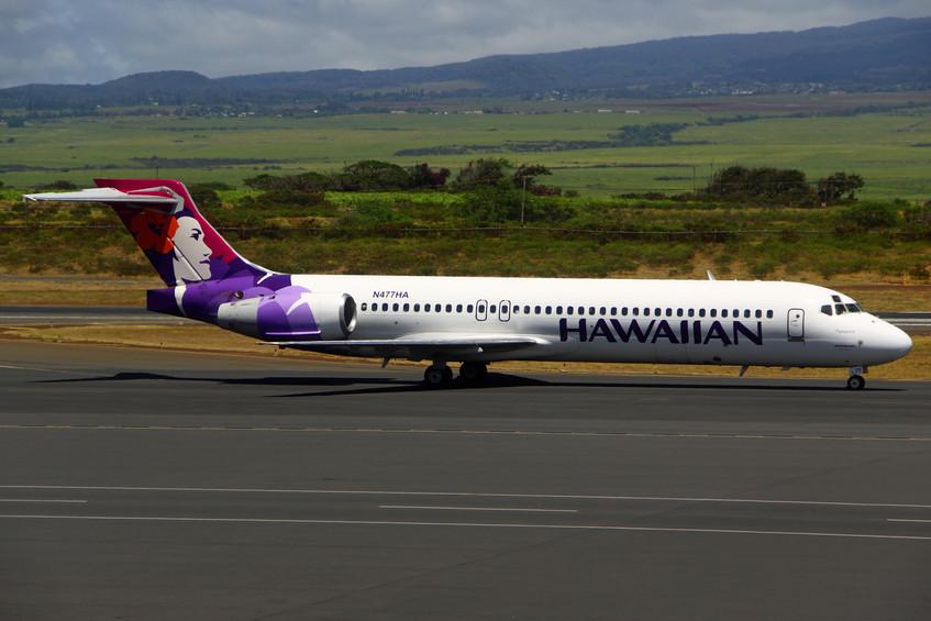 N477HA Hawaiian Airlines (1)