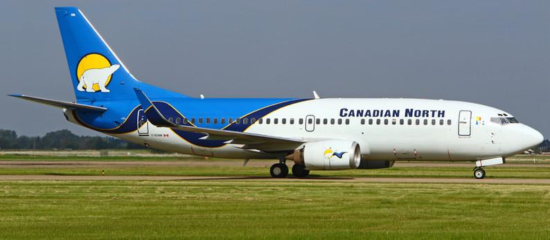 Short visit at Edmonton Airport (YEG) on roundtrip