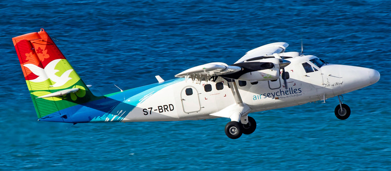 Holiday trip to Seychelles Islands and Mahe Airport visit