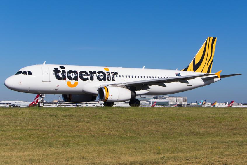 VH-VNJ Tiger Airways A320