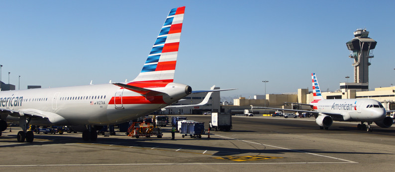 First Impressions from Los Angeles International Airport (LAX)