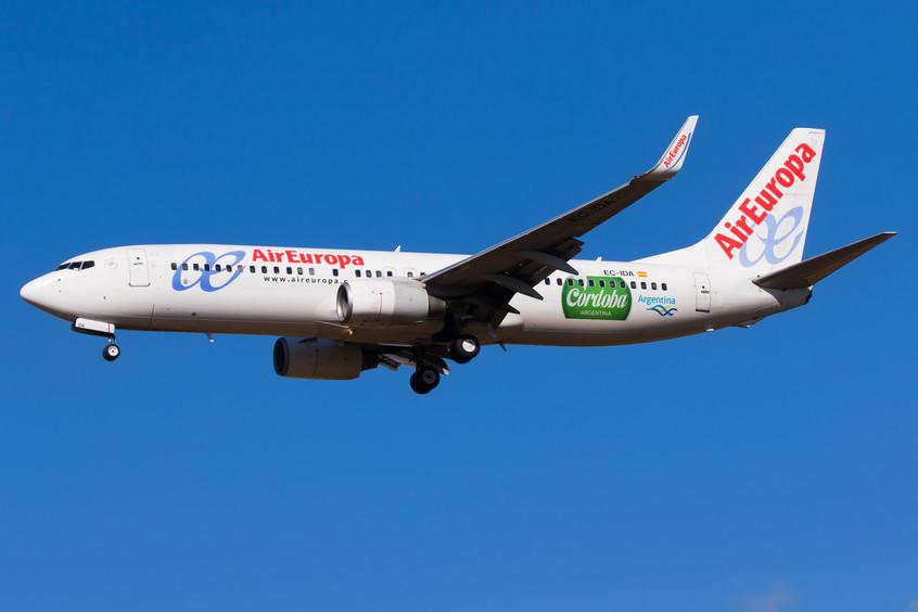 EC-IDA Air Europa B738