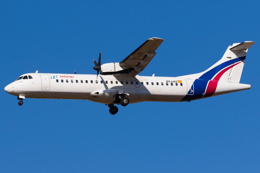 EC-LST Air Europa ATR72