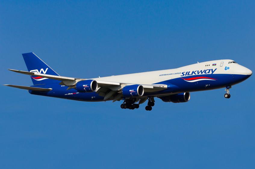 VQ-BHH Silk Way Airlines B748F