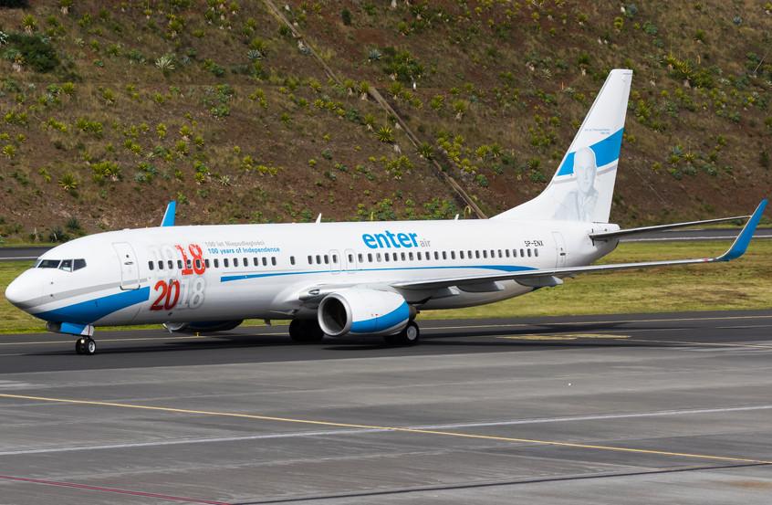 SP-ENX Enter Air B738 (2)