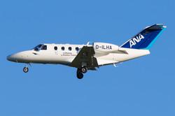 D-ILHA Lufthansa Flight Training CS525