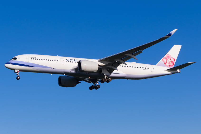 B-18907 China Airlines A359