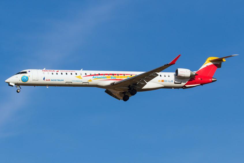EC-LJS Air Nostrum CRJ1000