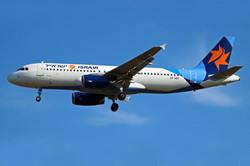 G Israir A320