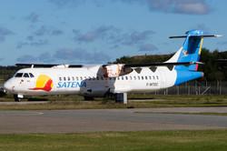 F-WTDC Satena es Columbia ATR72