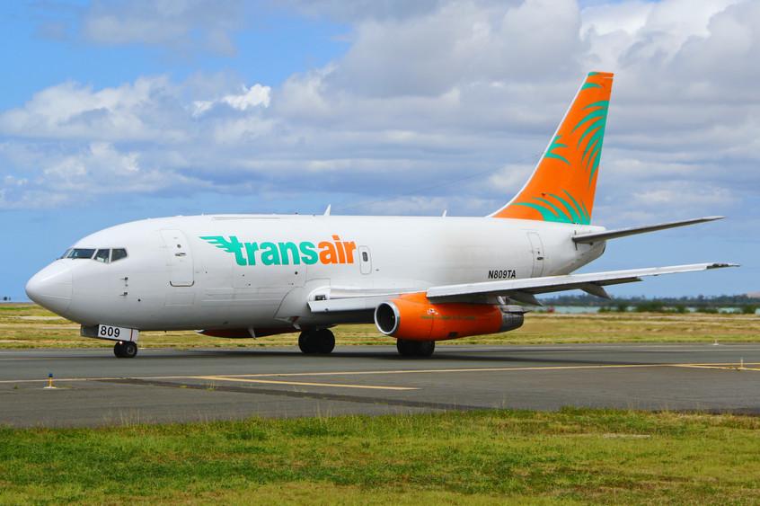N809TA Trans Air Cargo