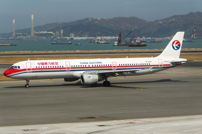 B-6366 China Eastern Airlines A321