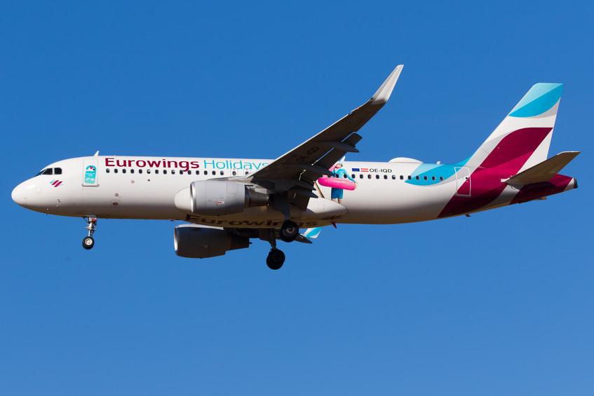 OE-IQD Eurowings A320