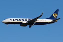EI-DWZ Ryanair B738