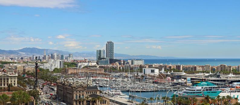 City Trip to Barcelona